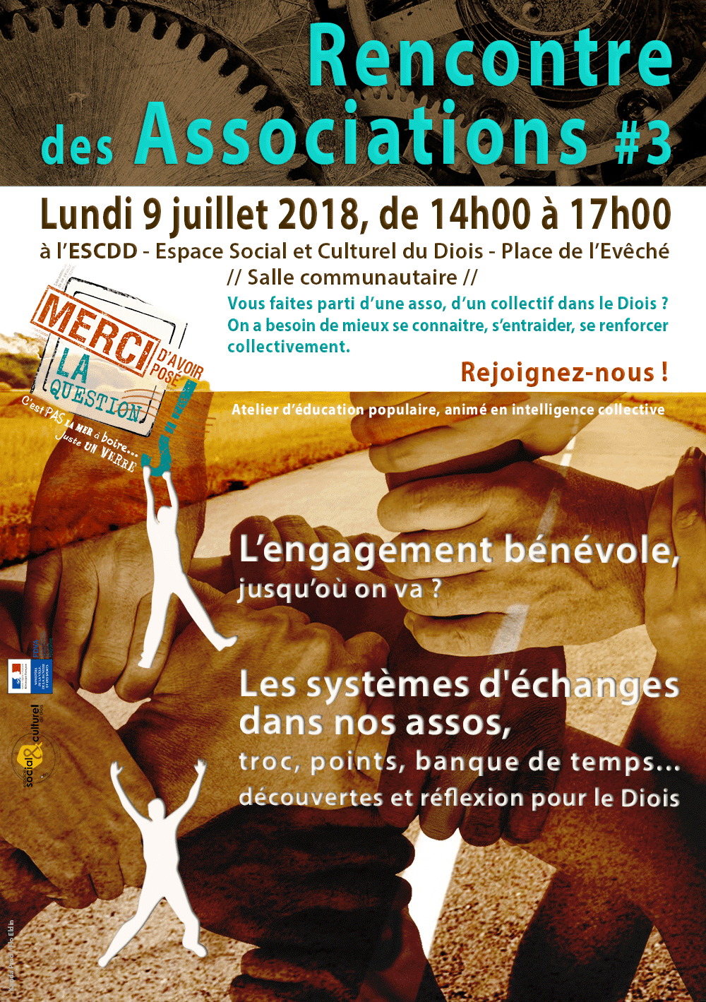 Rencontre des associations