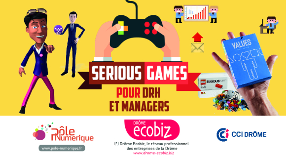SERIOUS GAMES pour DRH et Managers